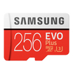 Samsung EVO+ MB-MC256D Flash-Speicherkarte SDXC 256 GB