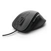 Hama MC-500 optische 6-Tasten-Maus kabelgebunden schwarz
