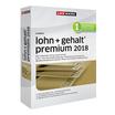 Lexware lohn+gehalt premium 2018 (365-Tage) 5 User CD Deutsch Win