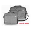 "CANCOM Prime Line MacBook Tasche 15"" Grau/Schwarz"