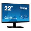 "Iiyama XU2292HS-B1 Display 55cm (21,5"") IPS-Pannel 1920x1080 Pixel 1000:1 250cd/m²  4ms Schwarz"
