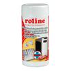 Roline Computer-Desinfektionstücher 100 Stück