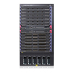 HP 10512 Switch Chassis an Rack montierbar