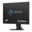 "EIZO EV2750-BK 69 cm (27"") 2560 x 1440 Pixel 5 ms 350 cd/m² 1000:1 Lautsprecher"