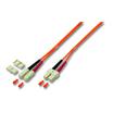 EFB LWL Duplexkabel OM2 SC/SC 50/125µm Orange 1m