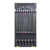HP 10508-V Switch Chassis an Rack montierbar