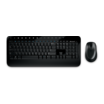 Microsoft Wireless Desktop 2000 Tastatur/Mouse-Set deutsch inkl. USB-Empfänger
