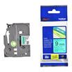 Brother TZE721/ Schriftbandkassette schwarz auf grün für P-Touch PT-1000, 1005, 1010, 1080, 1280, 2030, 2470, 2730, 9700, 9800, E300, H105, H75