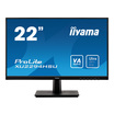 "Iiyama XUB2292HS-B1 Display 55 cm (21,5"") VA-panel 1920x1080 Pixel 3000:1 250cd/m² 4ms Schwarz"