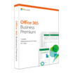 Microsoft Office 365 Business Premium, Jahresabonnement, Deutsch, 1 User, 5 PC/Mac.