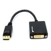 StarTech DisplayPort/DVI Adapter Stecker/Buchse Schwarz 0,15 m