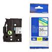 Brother TZE261 Schriftbandkassette schwarz auf weiß für Brother P-Touch 3600, 550, 550A, 9200, 9200DX, 9200PC, 9500, 9500pc, 9600, 9700PC, 9800PCN