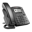 Polycom VVX 311 6-line Desktop Phone Gigabit Ethernet mit HD Voice