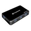 Transcend USB 3.0-Hub mit Fast Charging Port für u.a iPad