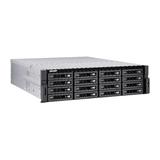 QNAP TS-EC1680U-E3-4GE-R2 E3-1246 4 GB 3U 16 Bay 4xGBE