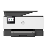 HP Officejet Pro 9010 A4 All-in-One Drucker/Kopierer/Scanner/Fax Tintenstrahldrucker Duplex