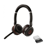 Jabra Evolve 75 MS Stereo Headset Bluetooth USB