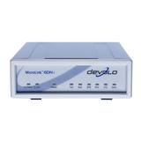 Devolo MicroLink ISDN i Terminal Adapter seriell 64Kbps Win