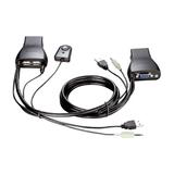 D-Link 2-Port USB KVM + Audio Switch