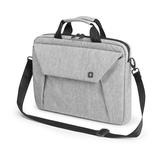 Dicota Slim Case EDGE für 33,8cm (13,3'') Notebooks Polyester hellgrau