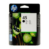 HP Tintenpatrone Nr. 45 42ml schwarz