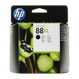 HP Tintenpatrone Nr. 88 schwarz