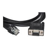 Datalogic RS232-Kabel 9polig female gerade für PowerScan8000DD