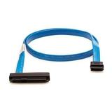 HP StorageWorks externes Mini SAS (SFF8088) auf Mini SAS (SFF8088) Kabel 2m