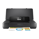 HP OfficeJet 200 Mobile Printer Drucker Tintenstrahl 5.1 cm graphisches sw Bedienfeld
