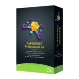 Nuance PaperPort 14 Professional 5-50 User 1 Jahr Maintenance Lizenz Deutsch
