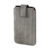 Hama Smartphone-Sleeve Chic Case, Gr. L, Grau