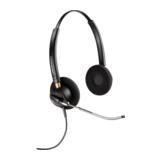 Plantronics MDA100 QD - Handset-/Headsetschalter + Plantronics EncorePro HW520 Headset On-Ear