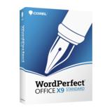 Corel WordPerfect Office Standard X9