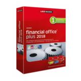 Lexware financial office plus 2018 (365-Tage) 1 User CD Deutsch Win