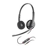 Poly Headset Blackwire 3,5 mm C225 Binaural