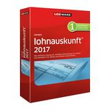 Lexware lohnauskunft 2017 Jahresversion Lizenz  Deutsch