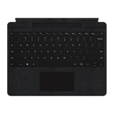 Microsoft Surface Pro X Keyboard schwarz Layout deutsch