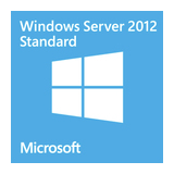 SB MS Windows Server 2012 Standard 64bit, 2 Prozessoren / 2 Virtuelle Maschinen DVD Deutsch Win (SystemBuilder)