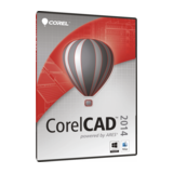CorelCAD 251-2500 User 2 Jahre Maintenance Lizenz Multilingual Win/Mac
