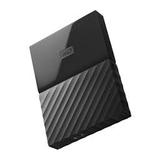 """Western Digital my Passport portable Schwarz HDD 3000 GB USB 3.0 Micro-B extern 6,4 cm (2,5"""")"""