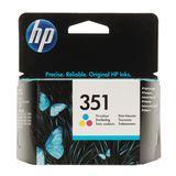 HP Tintenpatrone Nr. 351XL farbig