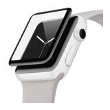 Belkin ScreenForce Ultra Curve Displayschutz für Apple Watch 38mm, Series 1