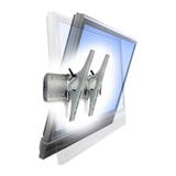 Ergotron TM Tilting Wall Mount Befestigungskit für 81,3cm (32'') Bildschirme neigbar silber