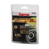 Hama CompactFlash 32GB 30 MB/s