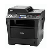 Brother MFC-8510DN A4 All-in-One Drucker/Kopierer/Scanner/Fax Laserdruck Duplex USB/Fast Ethernet 64MB Win/Mac