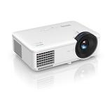 BenQ LW720 DLP-Projektor 3D WUXGA 1280x800 Pixel 4000 ANSI Lumen 100.000:1  20000 h 35/32 dB VGA HDMI USB weiß
