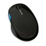 Microsoft Sculpt Comfort Mouse for Business Bluetooth 4 Tasten schwarz