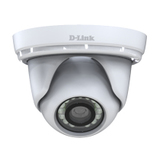 D-Link DCS-4802E Full HD Outdoor PoE Mini Dome Camera Farbe (Tag&Nacht) 2 MPixel 1920 x 1080 Pixel