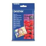Brother BP-61GLP Glanzpapier A6 190g/qm 20 Blatt