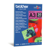 Brother BP-71GA3 Fotopapier A3 20 Blatt 190g/qm für MFC-6490CW